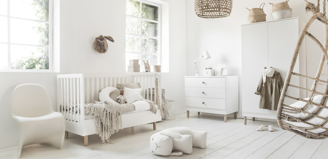 Babykamers Petite Amélie   Kinderkamer styling