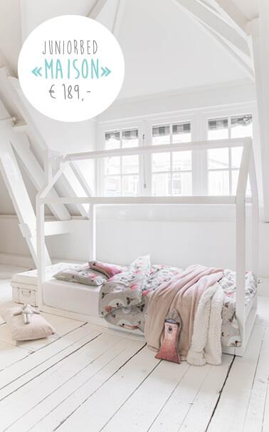 Juniorbed 160x80 Maison | Petite Amélie